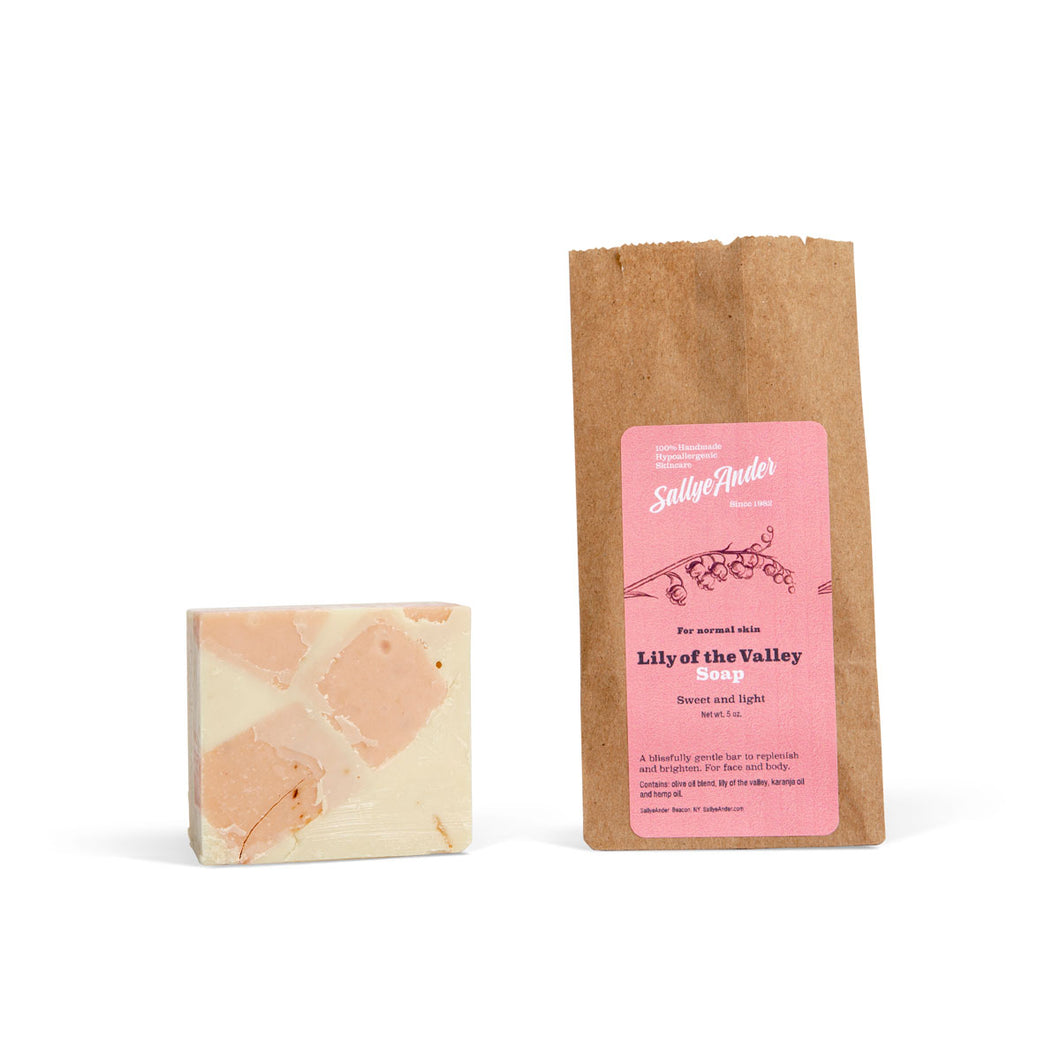 Lily of the Valley Essential Soap