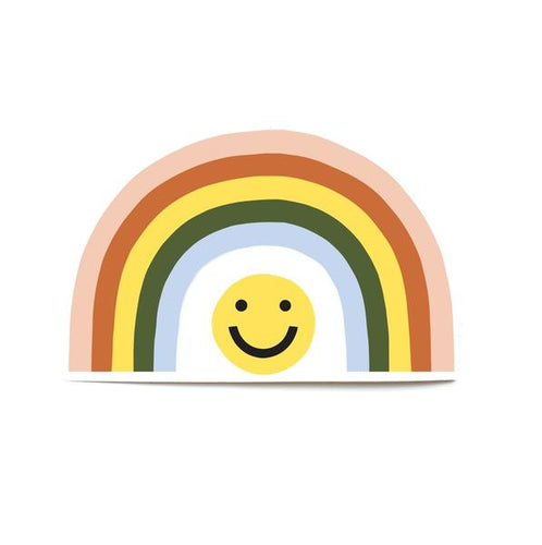 Sticker - Smile Rainbow