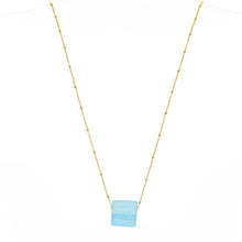 Load image into Gallery viewer, Cube Necklace