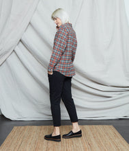 Load image into Gallery viewer, Known Supply Wilder Flannel - Cinnamon/Gray