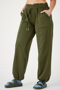 Recycled Cotton Adventure Jogger