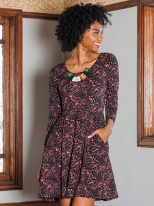 Rosalie Dress - Alpine
