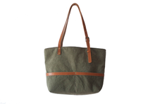 Load image into Gallery viewer, Army Tote