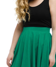 Load image into Gallery viewer, Audrey Circle Skirt - Jade Julep