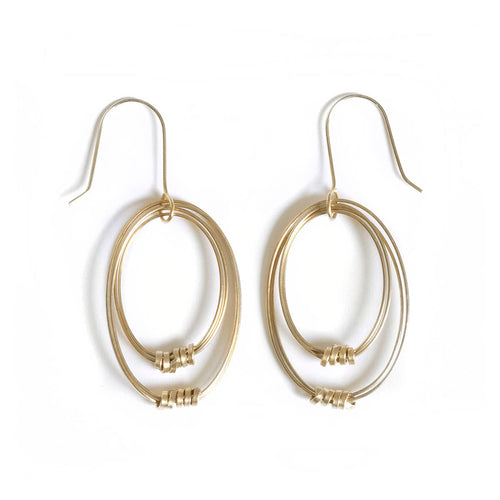 Sophie Earrings - WorldFinds + Just Trade