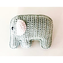 Load image into Gallery viewer, Elephant Rattle - Grey