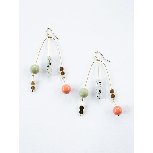 Kelsey Mobile Earrings - Mata Traders
