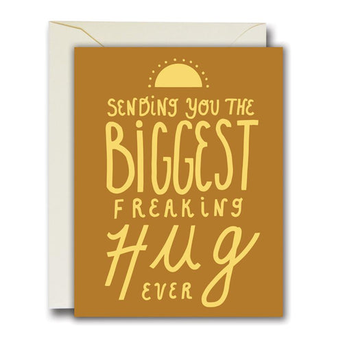 The Rainbow Vision Card - Biggest Hug
