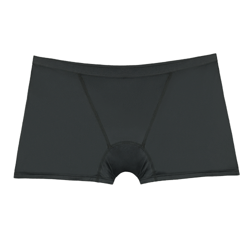 Thinx Period Boyshort - Black