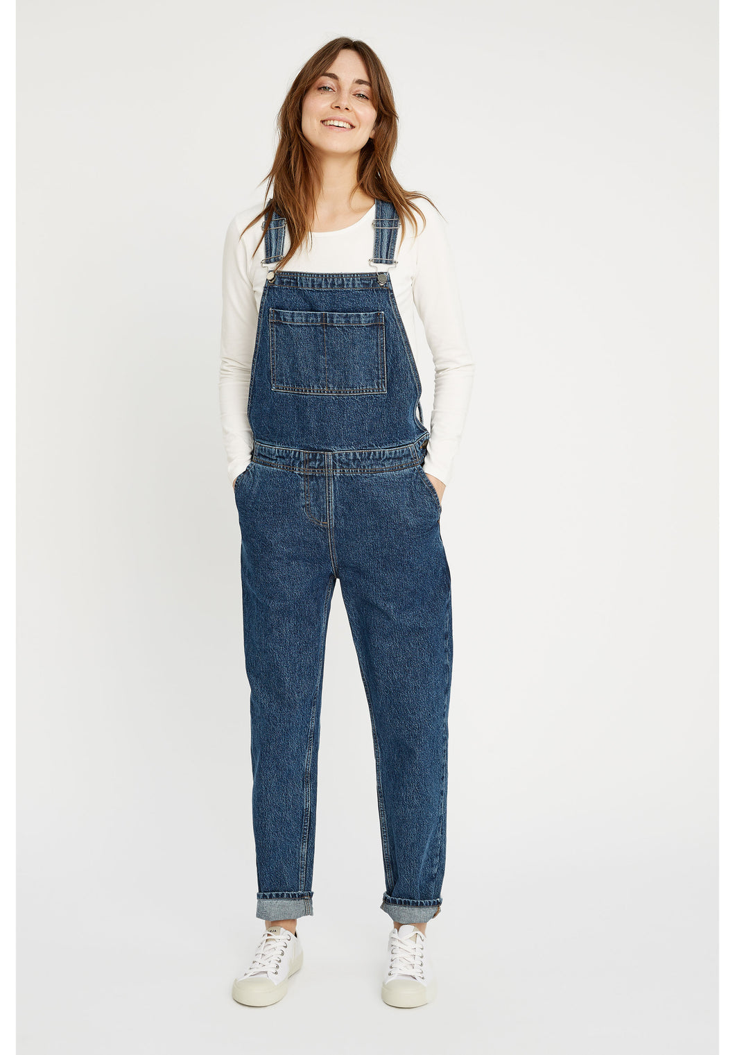 Brooklyn Denim Dungarees