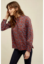 Load image into Gallery viewer, Carmel Paisley Shirt