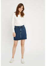 Load image into Gallery viewer, Catrina Denim Skirt