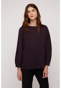 Chiara Fleece Top - People Tree