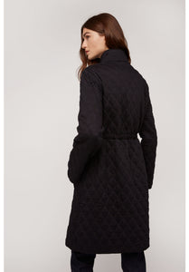 Lila Quilted Coat