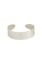 Load image into Gallery viewer, Textured Cuff - Silver