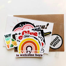Load image into Gallery viewer, Savage Seeds Die Cut Sticker