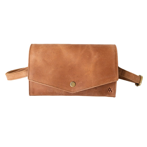 Elevate Leather DiMarco Crossbody Bag