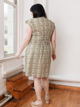 Load image into Gallery viewer, Artsy Traveler Dress - Clover