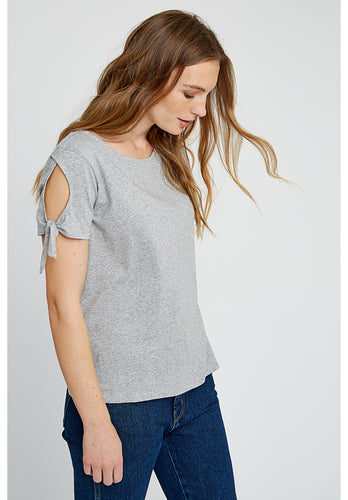 Emery Top - Gray