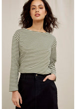 Load image into Gallery viewer, Emma Stripe Top