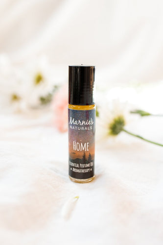 Natural Perfume Roller - Home