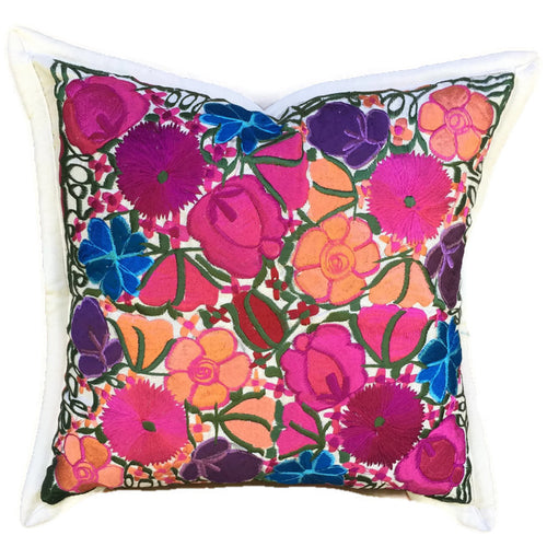 Flower Fields Pillow