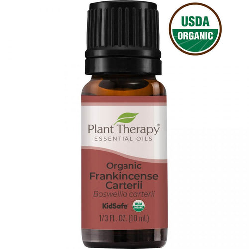 Plant Therapy - Aromatherapy Organic Frankincense Carterii Essential Oil