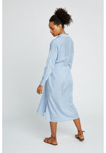 Load image into Gallery viewer, Ginny Stripe Shirt Dress