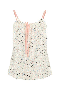 Heart Print Camisole