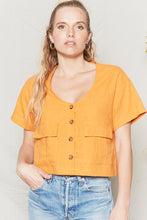 Load image into Gallery viewer, Back Beat Co. Hemp Shell Top - Sunset