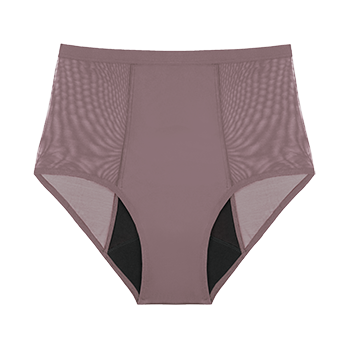Thinx Hi-Waist Period Panties - Dusk