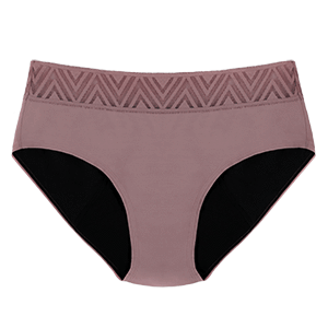 Thinx Hiphugger Period Panties - Dusk