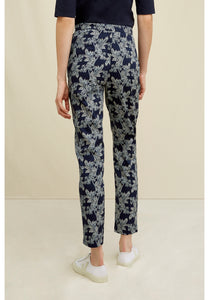 Jeannie Fennel Print Trousers