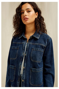 Kelia Denim Jacket