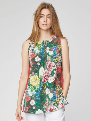 Leolani Sleeveless Top