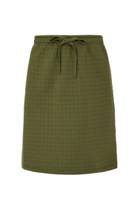 Lia Quilted Skirt