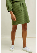 Load image into Gallery viewer, Lia Quilted Skirt