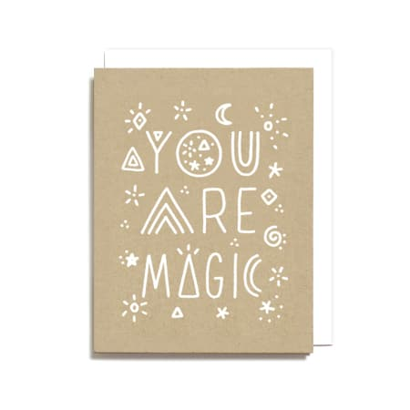 Card - You Are Magic
