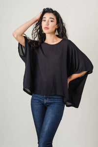 Nearady Top - Black
