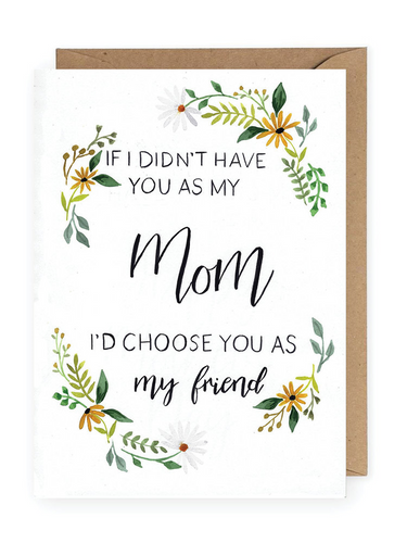 Mother's Day Greeting Card No. 2