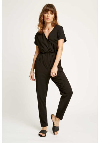Oliana Jumpsuit - Black