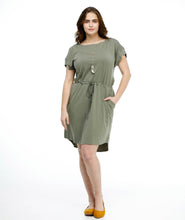 Load image into Gallery viewer, Mariana Dress - Olive