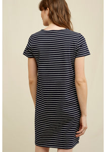 Phoebe Stripe Dress