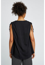 Load image into Gallery viewer, Rowan Top - Black