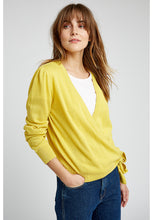 Load image into Gallery viewer, Sara Wrap Cardigan