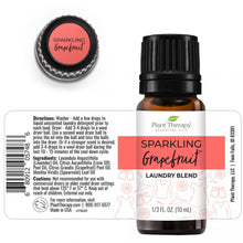 Load image into Gallery viewer, Plant Therapy - Aromatherapy Set of Laundry Essential Oil Blends
