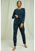 Load image into Gallery viewer, Organic Cotton Starlight Pajama Trousers - People Tree