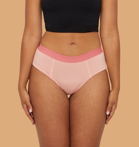 Thinx Super Cotton Brief - Guava