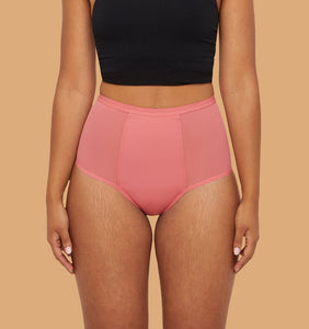 Thinx Hi-Waist - Grapefruit