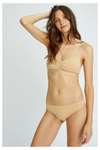 Load image into Gallery viewer, Organic Thong - Almond